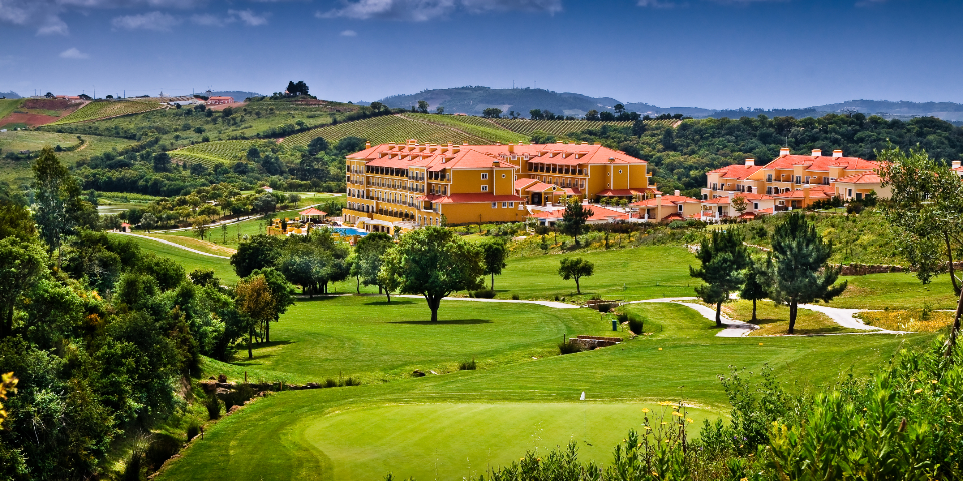 Campo Real, Portugal Long Stay